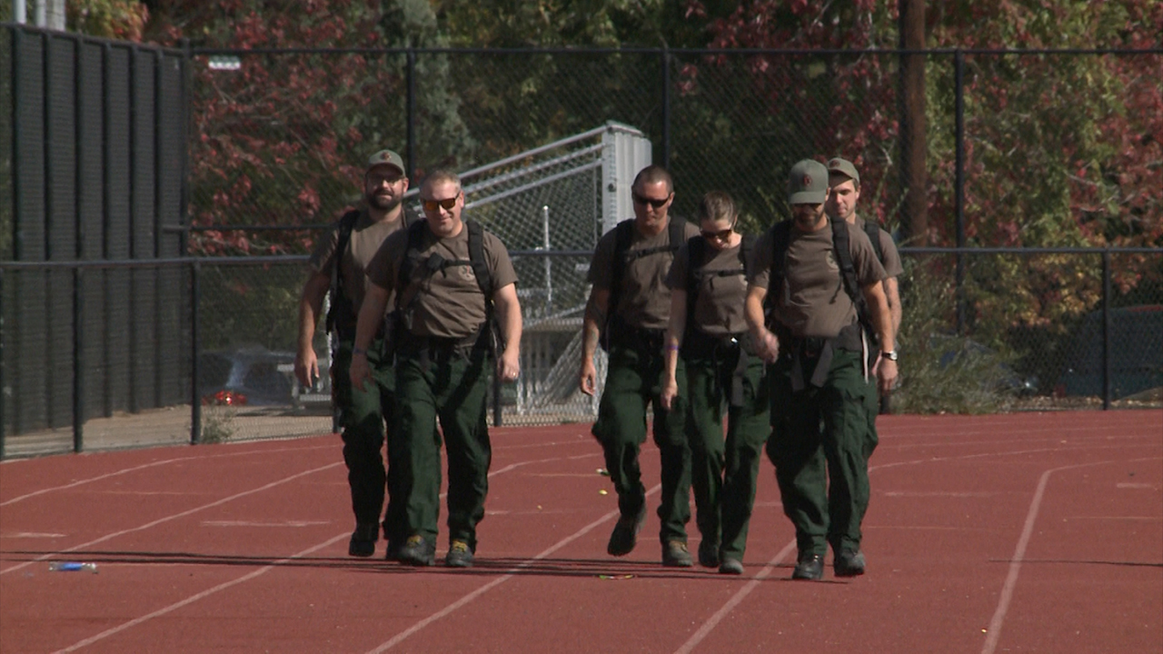 Denver Health Paramedic Wildland Team