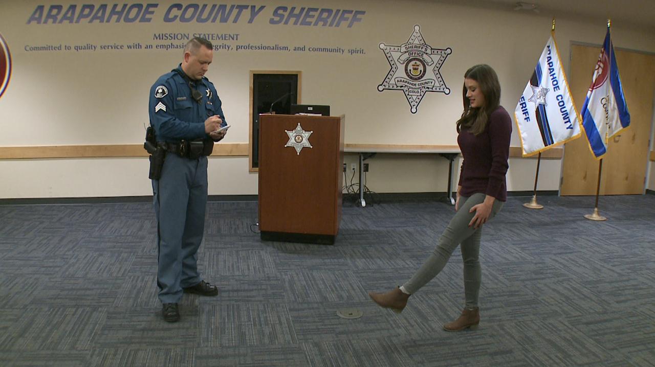 Arapahoe County Sheriff Office DUI Office