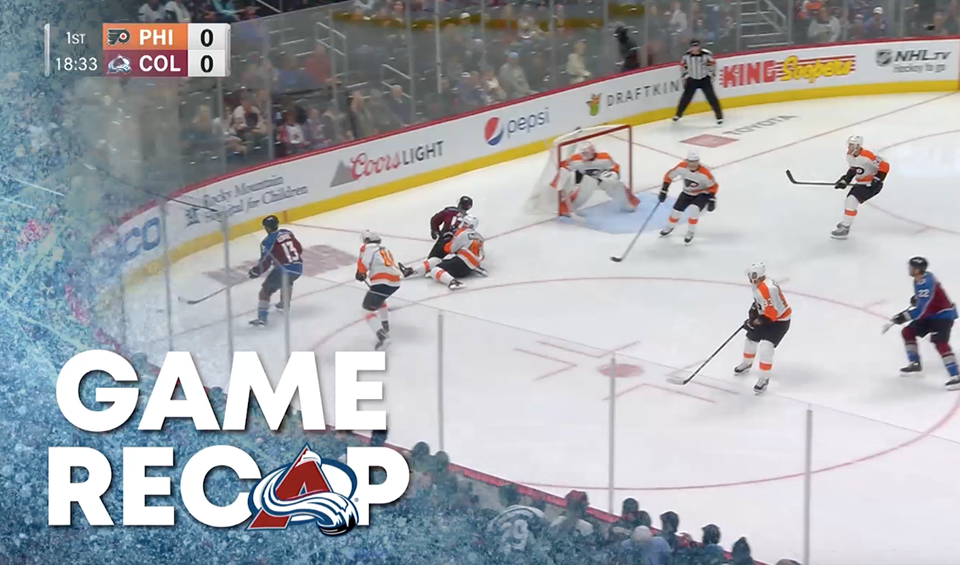 Toyota Game Recap Avs vs. Flyers 10-6-18.png