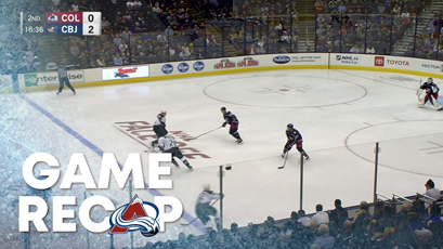 Avs Recap vs Blue Jackets 10-09-2018 #2.png