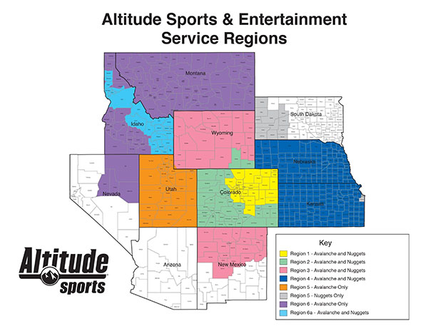 Channel Finder - Altitude Sports