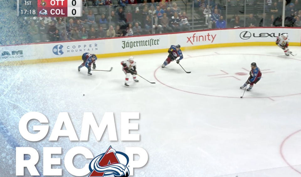 Toyota Game Recap Avs vs. Senators 10-26-2018.png
