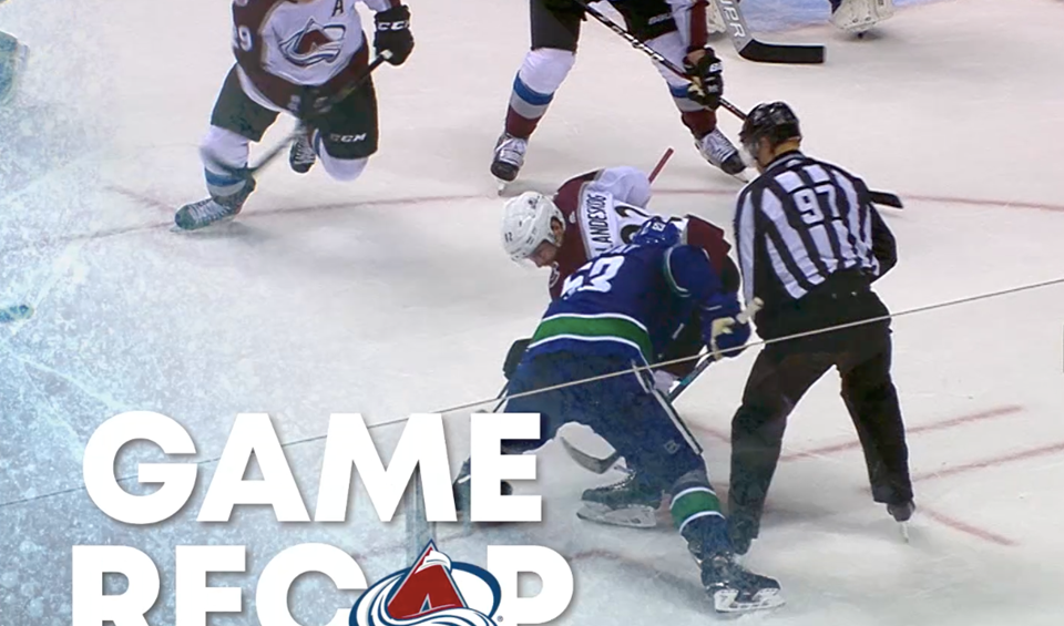 Toyots Game Recap Avs vs Canucks 11-02-2018.png