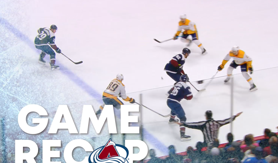 Toyota Game Recap Avs vs Predators .png
