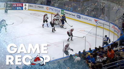 AVALANCHE VS. BLUES (1)