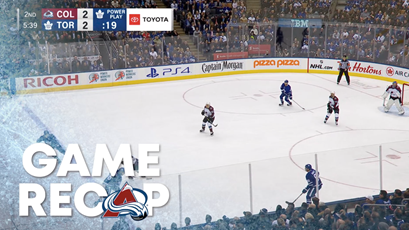 Toyota Game Recap Avs vs Maple Leafs 1-14-2019.png