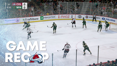 Toyota Game Recap Avs vs Wild 3-19-2019.png
