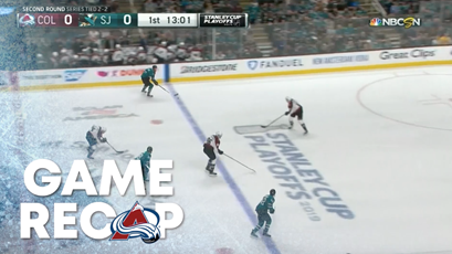 Toyota Game Recap | Avalanche vs. Sharks 5-4-2019